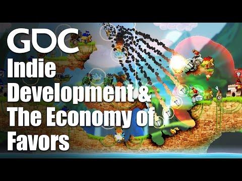 Indie Development & The Economy of Favors