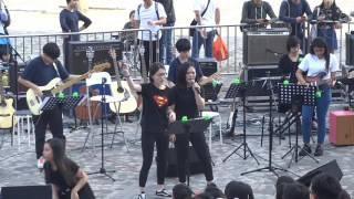幸運兒 - 馮曦妤 (Cover) @Music in Life [瑪利灣中心] 2017.04.0