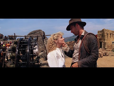 Indiana Jones and the Temple of Doom - Ending Scene