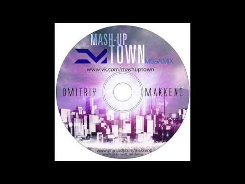 MIXTAPE Megamix Mash-Up TOWN vol.1 mix