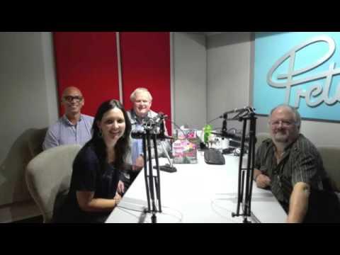 Pretoria FM interview February 2016