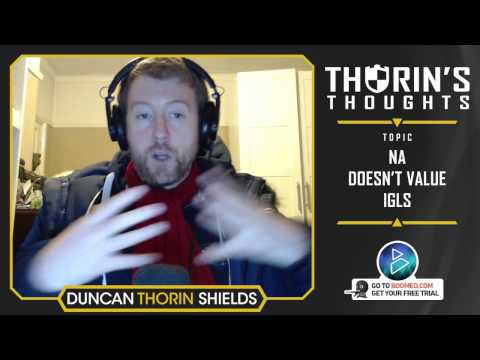 Thorin's Thoughts - NA Doesn't Value IGLs (CS:GO)