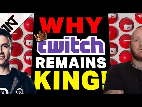 Why TWITCH is BETTER than YOUTUBE! [5 Things YOUTUBE NEEDS to Beat TWITCH!]