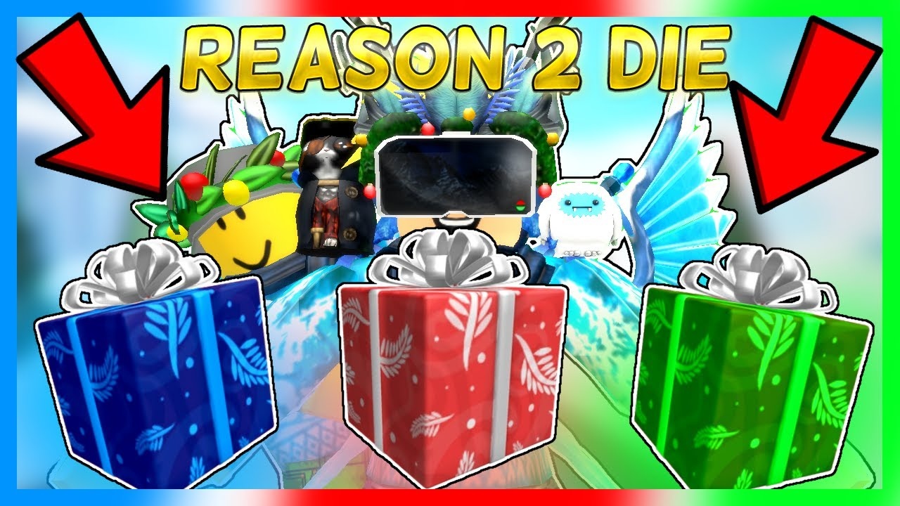 Christmas Present Locations R2da 2021 R2da Opening Our 2019 Gifts Reaction Roblox Reason 2 Die 1 4 1 Youtube