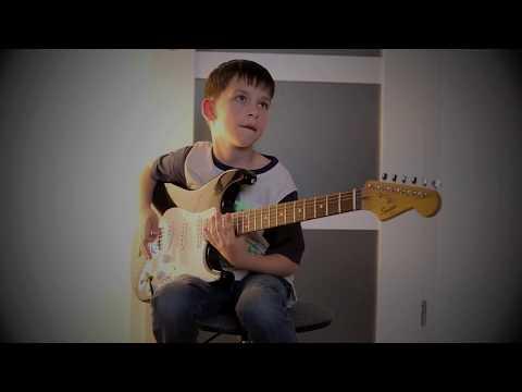 Kuba Gołofit - No More Tears - Ozzy Osbourne / Zakk Wylde - guitar cover - MUSIC WAY