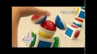 Магнитный конструктор GEOMAG Baby в IqToy.ru(Уникальные магнитные конструкторы созданы специально для детей от 10-ти месяцев. http://iqtoy.ru/store/search/cat/konstruktory/ma..., 2013-07-24T09:15:49.000Z)