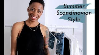 Giveaway! | 10 Items You Need For Summer Scandinavian Style