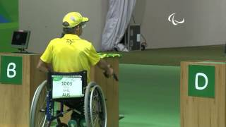 Day 4 evening | Shooting highlights | Rio 2016 Paralympic Games