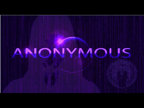 A Message From The Anonymous Collective