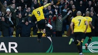 WATFORD VS CRYSTAL PALACE 1-1 FULL GOALS AND HIGHLIGHTS PREMIER LEAGUE 26/12/2016