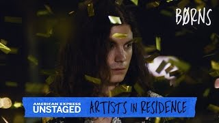BØRNS' Journey – From Magician to Musician | Amex UNSTAGED | Artists in Residence
