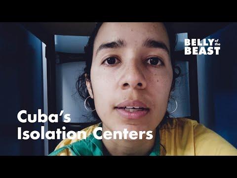 Cuba's Isolation Centers