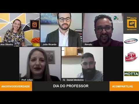 Em Pauta Entrevista debate com professores desafios da pandemia