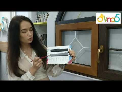 Теплая дистанционная рамка - видео ОКна 5. Теплая дистанционная рамка в стеклопакете - обзор ОКна5.