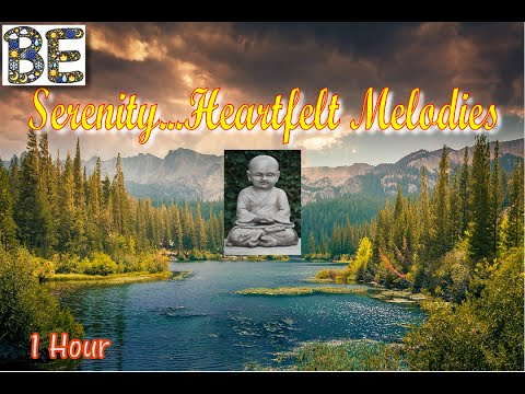 Serenity Heartfelt Melodies for Meditation, Relaxing Concentration, Study Music,YouTube