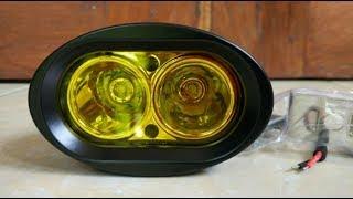 Video Pasang lampu tembak LED cree owl Yamaha Aerox NVX 155 download MP3, 3GP, MP4, WEBM, AVI, FLV Juli 2018