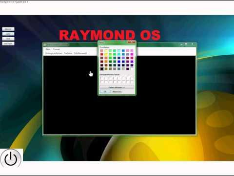 Mein eigenes Betriebsystem (OS) part 1