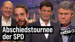 SPD: Partei sucht Doppelspitze