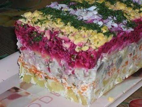 Как приготовить салат Селедка под шубой