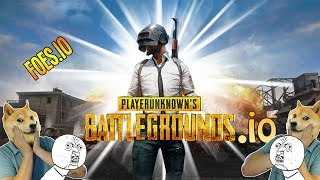 EL PLAYERUNKNOWN'S BATTLEGROUNDS.IO/FOES.IO