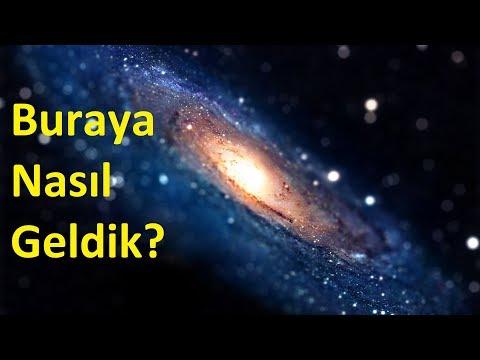 Evreni Keşfetme Hikayemiz
