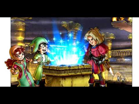 Ted and Qatherine Discuss Dragon Quest VII!
