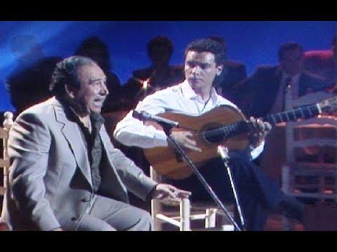 Romerito de Jerez con el guitarrista Quique Paredes por soleá  | Flamenco en Canal Sur