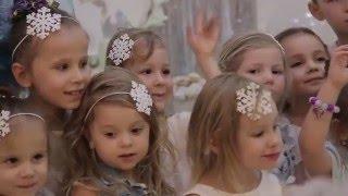 День рождения Василисы! 4 года! Frozen party