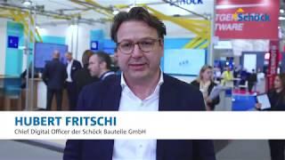 Digitalisierung in der Baubranche: Unser CDO Hubert Fritschi im Interview