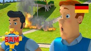 Feuerwehrmann Sam Deutsch Neue Folgen | Der Tag der offenen Tür  Feuer | Cartoons fur Kinder