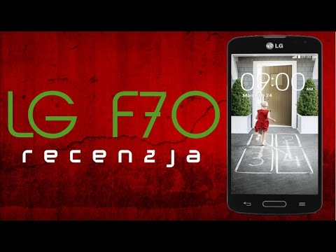 Recenzja LG F70  TEST PL [Mobileo #92]