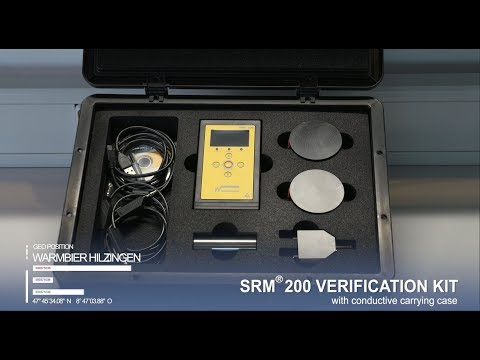 SRM 200 Verification Kit