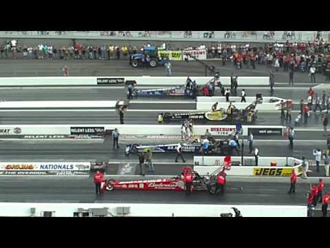 4 wide Top Fuel Drag Race Z Max Dragway, Great veiw must see!!! 30,000+ H.P.!!!