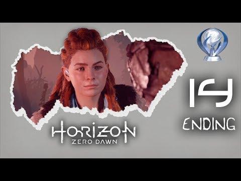 تختيم horizon zero dawn باللغة العربية #14 الأخيرة