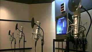 STEINS;GATE アフレコ feat. 花澤香菜 ニコニコ動画より.