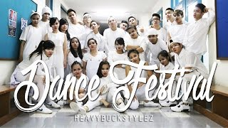 DANCE FESTIVAL 2015 @ciputrahallsby | HeavyBUCKStylez | RECAP