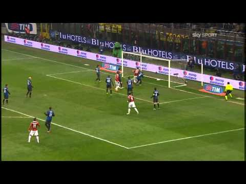 Inter-Milan 1-1 Highlights Sky Sport