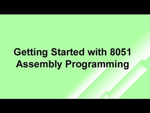 8051 assembly language programs pdf