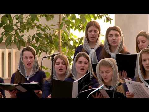 «Жив Господь и благословен Бог»|| Объединенный хор регентов Украины
