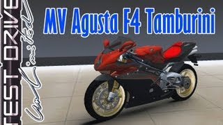 Test Drive Unlimited (PC): MV Agusta F4 Tamburini