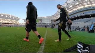 LAFC VR | Player Walkout
