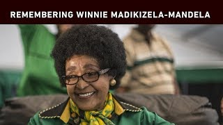 Winnie Madikizela-Mandela was one of the most revered South African struggle icons. Here are some quotes on how she overcame hardships during the Apartheid era.