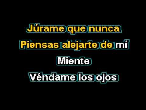 Enrique Iglesias - Miente (Karaoke)