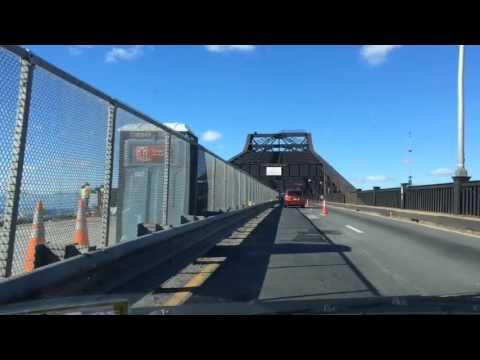 Pulaski Skyway Traffic Pattern Change Coming