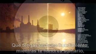 Pink Floyd - Dogs CD (Spanish Subtitles - Subtítulos en Español)