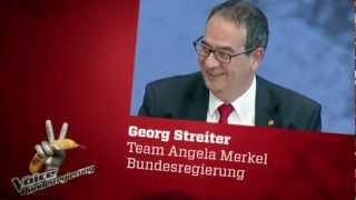 The Voice of Bundesregierung – Kandidat Georg Streiter
