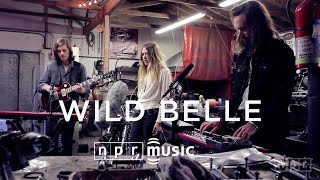 Wild Belle: NPR Music Field Recordings