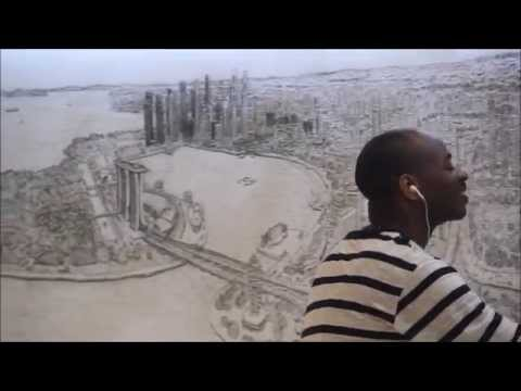 Stephen Wiltshire in SINGAPORE  - See The Big Picture