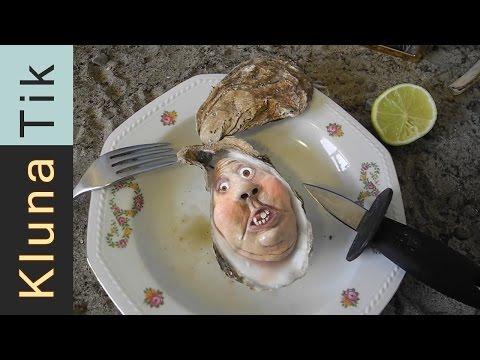 Klunatik Eating WEIRD creature!! Kluna Tik Dinner #44 | ASMR eating sounds no talk