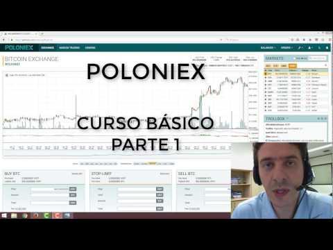 CURSO BÁSICO POLONIEX  PARA INICIANTES - RESUMO POLONIEX - TRADE - BITCOIN - ALTCOIN